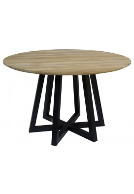 BLACKMORES ROUND DINING TABLE
