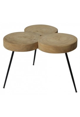 TRICOIN SIDE TABLE SHORT
